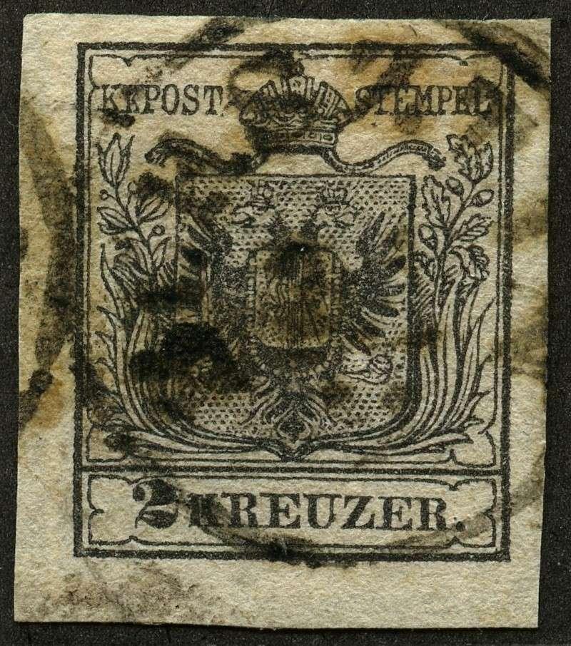 Die erste Österreichische Ausgabe 1850 2xa_sc10