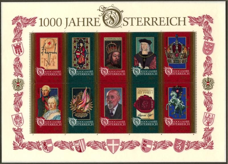Österreich - Specimen, Schwarzdrucke, Buntdrucke Img02210