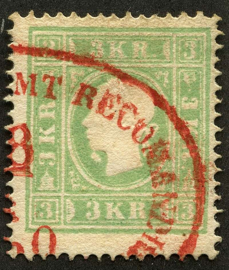 Die Freimarkenausgabe 1858 Type I und II Img18011