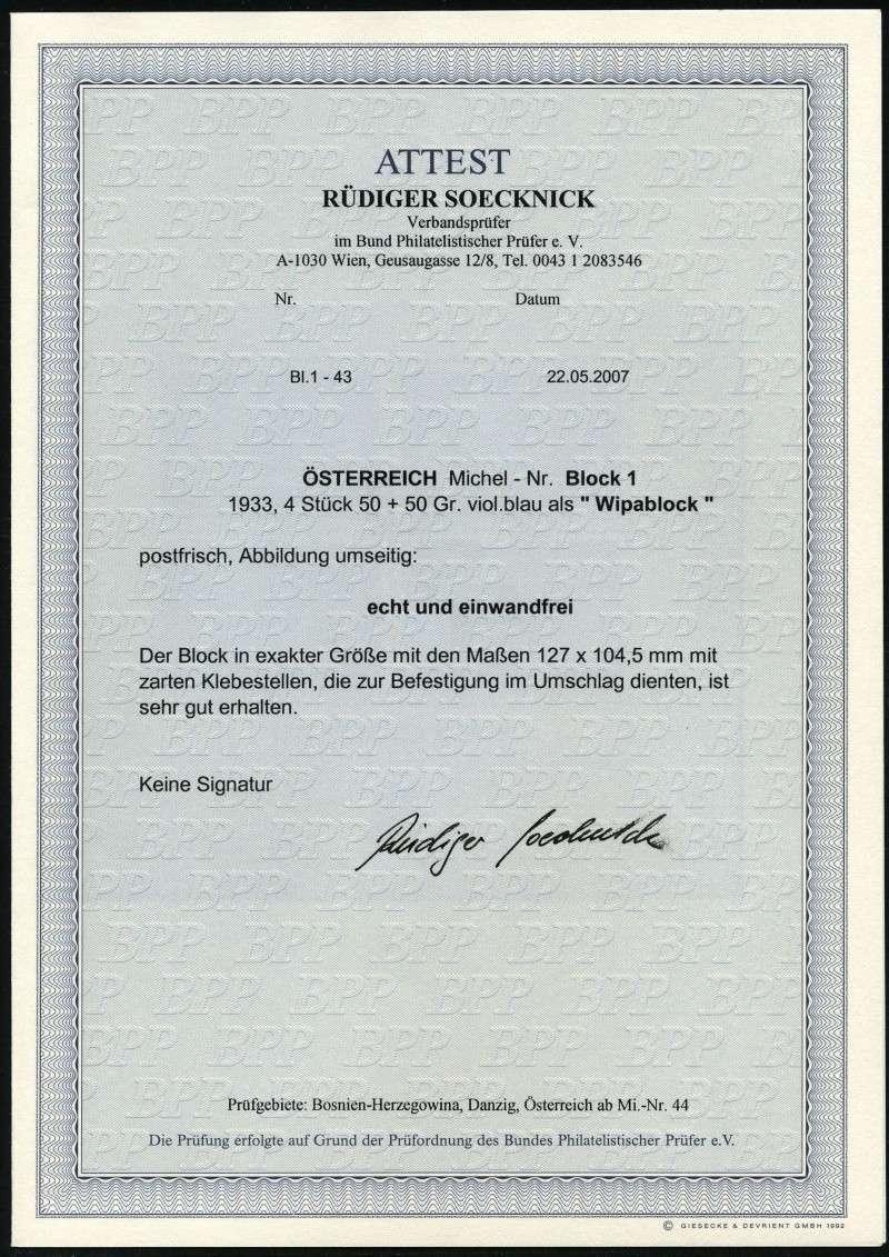 Hilfe - WIPA 1933 Img24510
