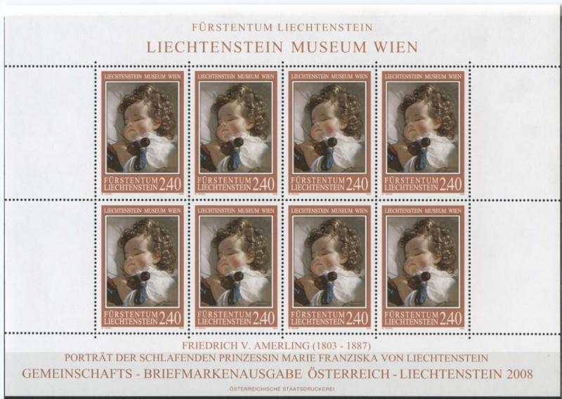 Liechtenstein - Gemeinschaftsmarke Österreich-Liechtenstein Img79510