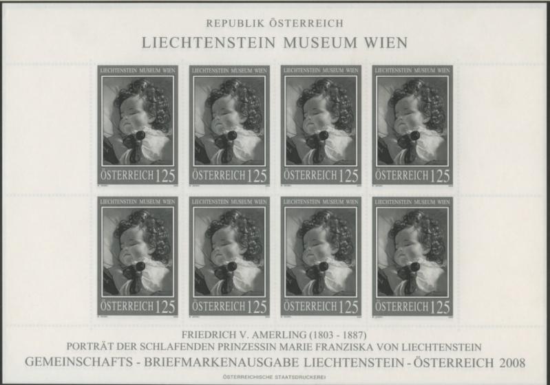 Liechtenstein - Gemeinschaftsmarke Österreich-Liechtenstein Img80010