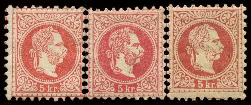 Freimarken-Ausgabe 1867 : Kopfbildnis Kaiser Franz Joseph I - Seite 17 Img95510