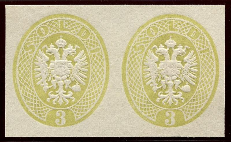 Lombardei-Venetien, Ausgaben 1863 und 1864 Lv_15_10
