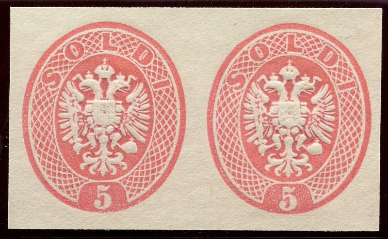 Lombardei-Venetien, Ausgaben 1863 und 1864 Lv_16_10