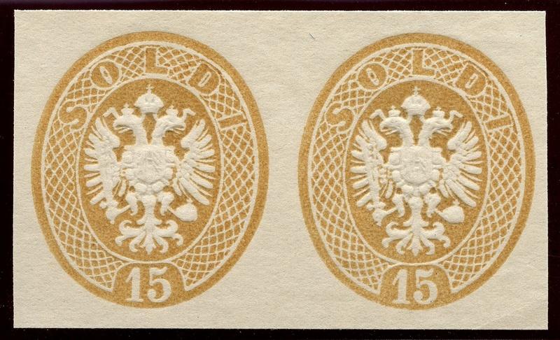 Lombardei-Venetien, Ausgaben 1863 und 1864 Lv_18_10