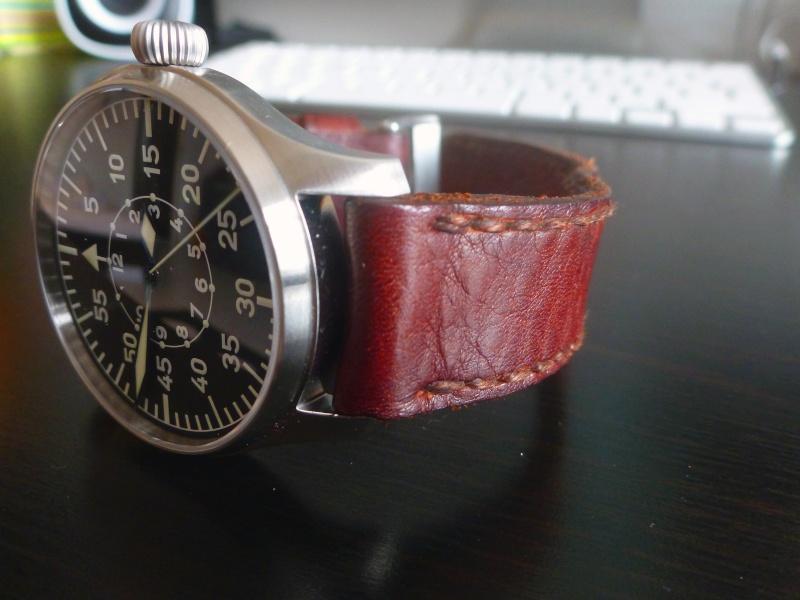 stowa - Idée de bracelet pour ma Stowa flieger P1000613