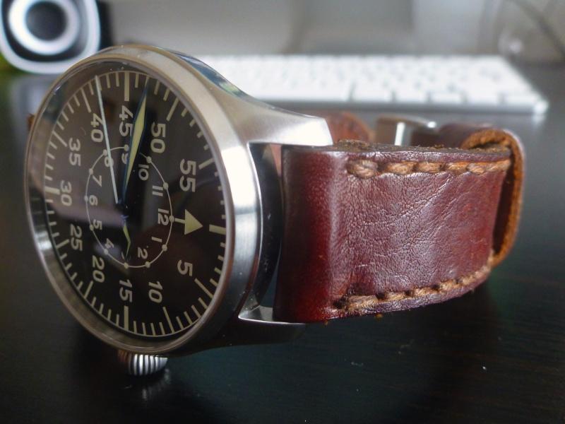 stowa - Idée de bracelet pour ma Stowa flieger P1000614