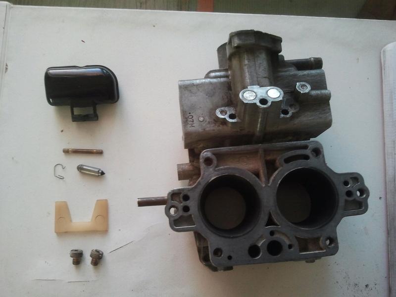 remontage moteur 2.3l V6 ford 1982 Photo011