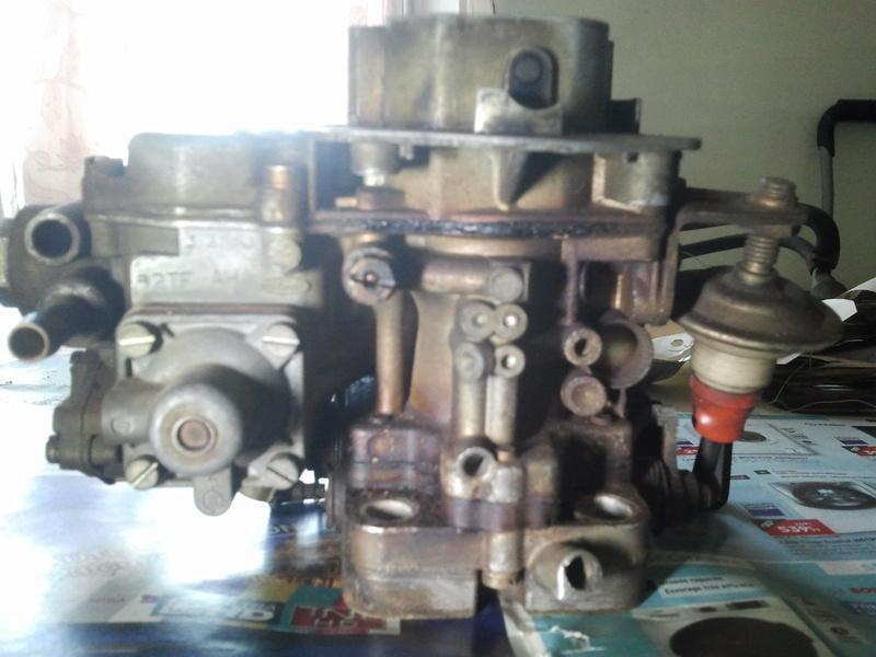 remontage moteur 2.3l V6 ford 1982 Photo013