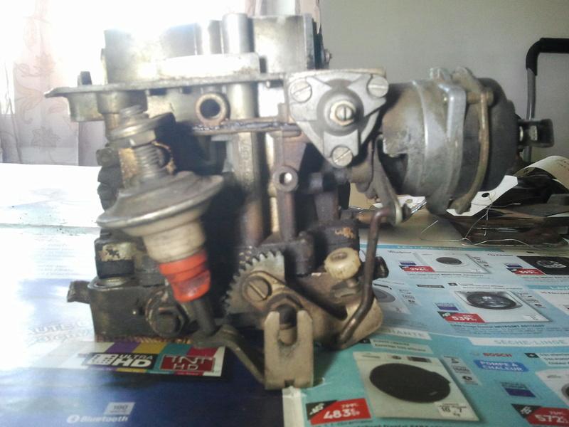 remontage moteur 2.3l V6 ford 1982 Photo015