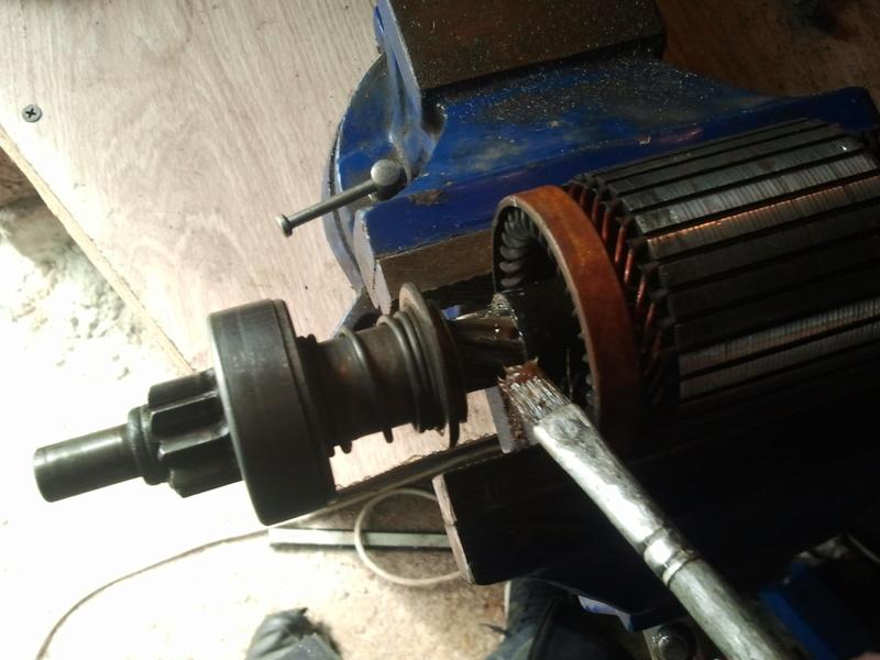 remontage moteur 2.3l V6 ford 1982 Photo026