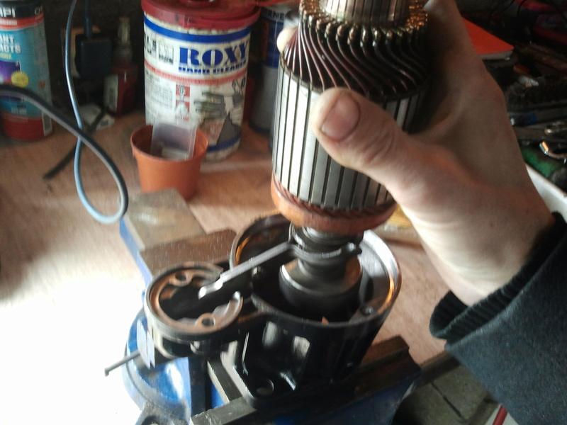 remontage moteur 2.3l V6 ford 1982 Photo028