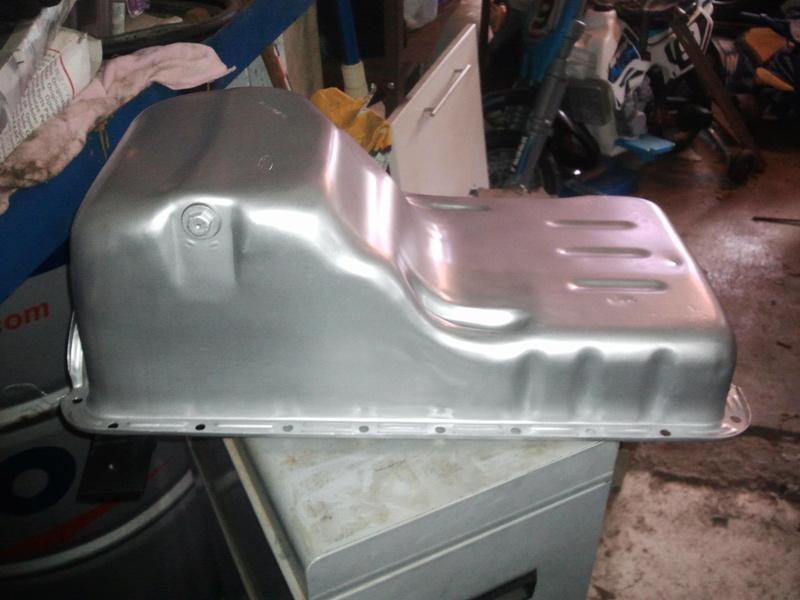 remontage moteur 2.3l V6 ford 1982 Photo038
