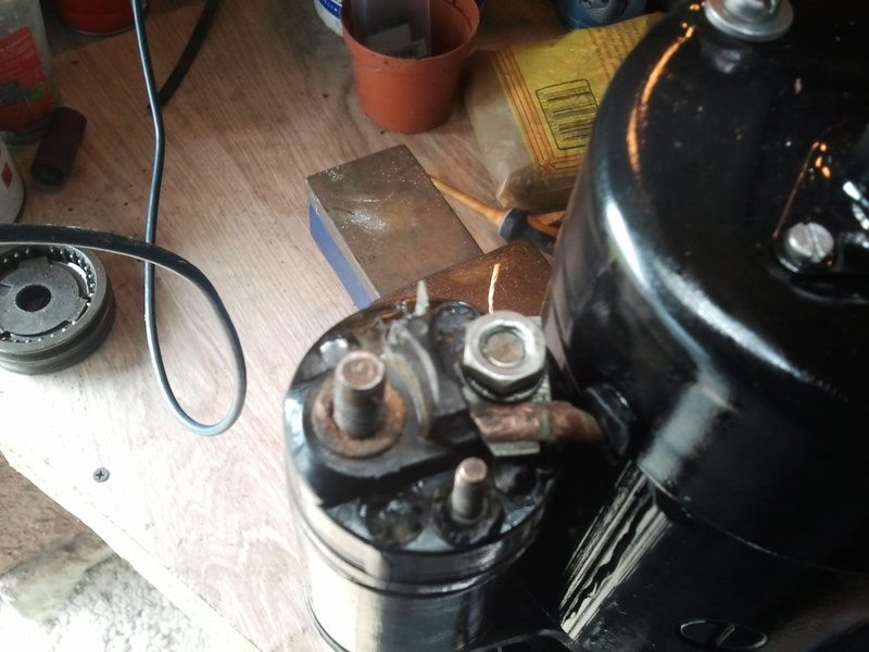 remontage moteur 2.3l V6 ford 1982 Photo062