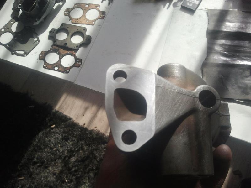 remontage moteur 2.3l V6 ford 1982 Photo086