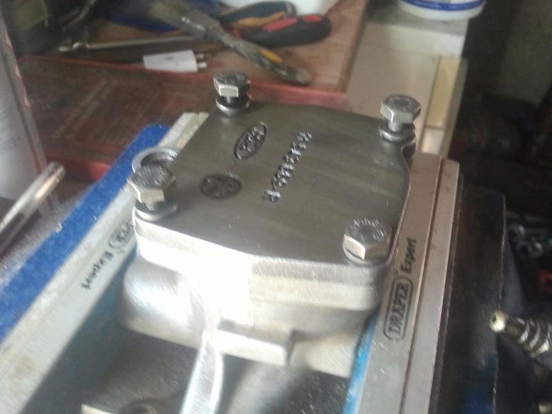 remontage moteur 2.3l V6 ford 1982 Photo093