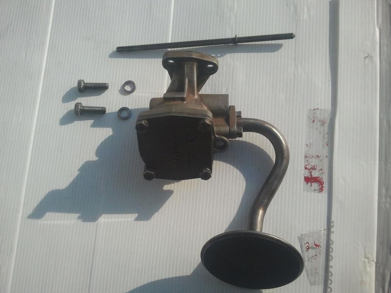 remontage moteur 2.3l V6 ford 1982 Photo098