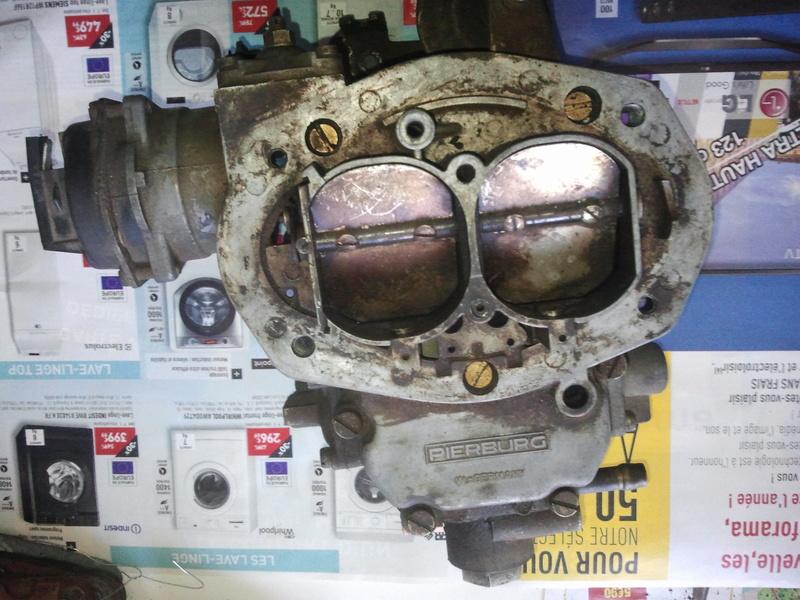 remontage moteur 2.3l V6 ford 1982 Photo099