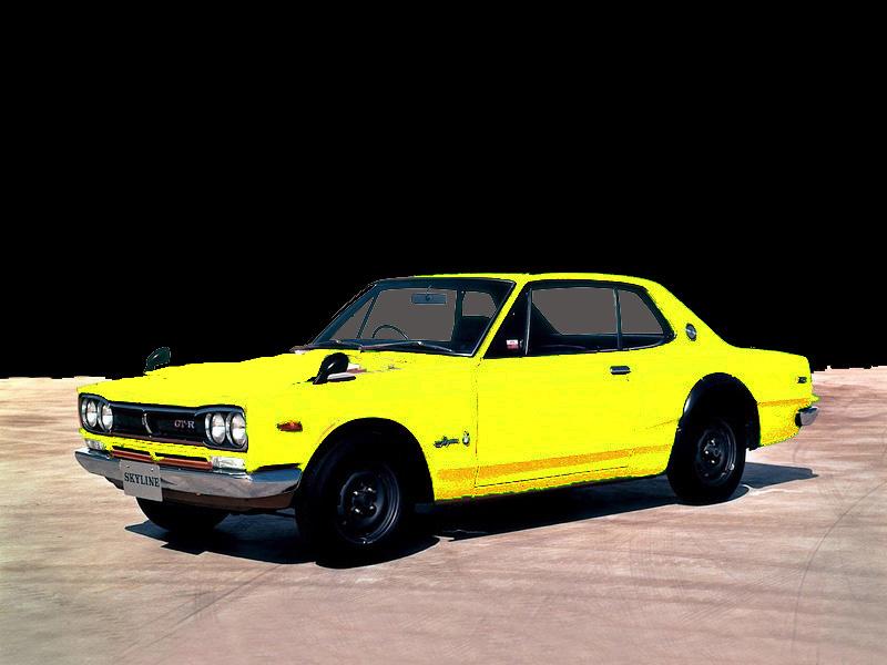 1971 nissan skyline 2000 gt-r Nissan11