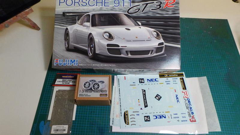 Porsche 911Gt3 #74 2012 Spa P3181110