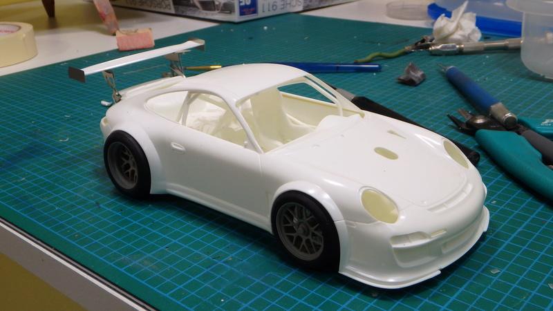 Porsche 911Gt3 #74 2012 Spa P4290011