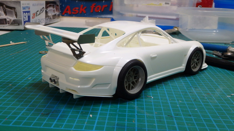 Porsche 911Gt3 #74 2012 Spa P4290012