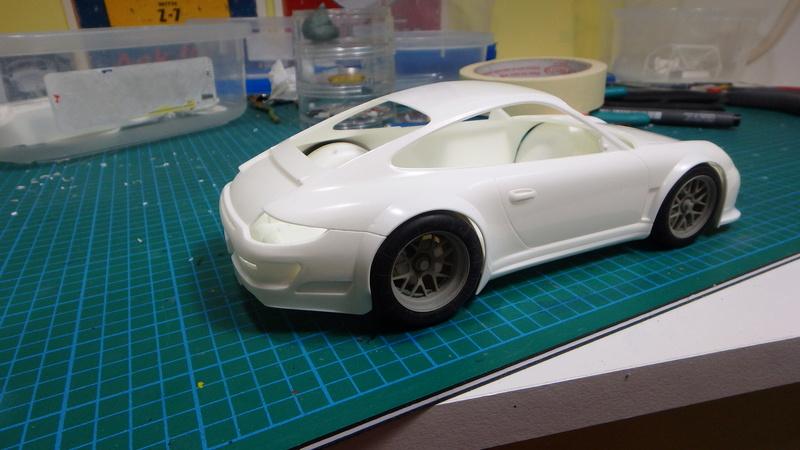 Porsche 911Gt3 #74 2012 Spa P4300010