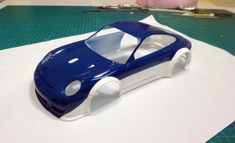 Porsche 911Gt3 #74 2012 Spa P5120013