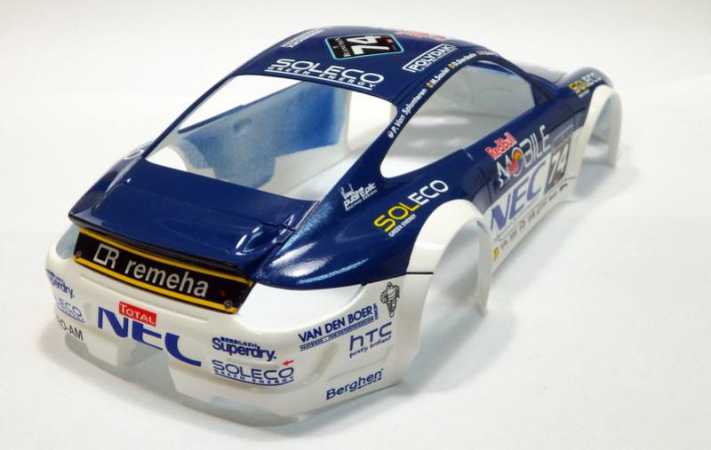 Porsche 911Gt3 #74 2012 Spa P5220010