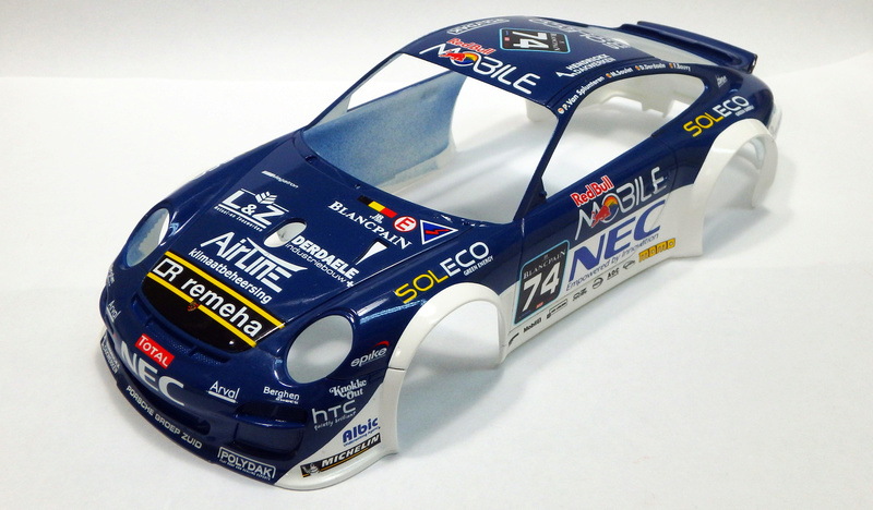 Porsche 911Gt3 #74 2012 Spa P5220012