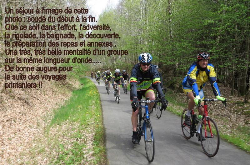 Séjour Malmedy 2017 : w.e du 5 au 7 mai --- 305 km - Page 5 Img_8212