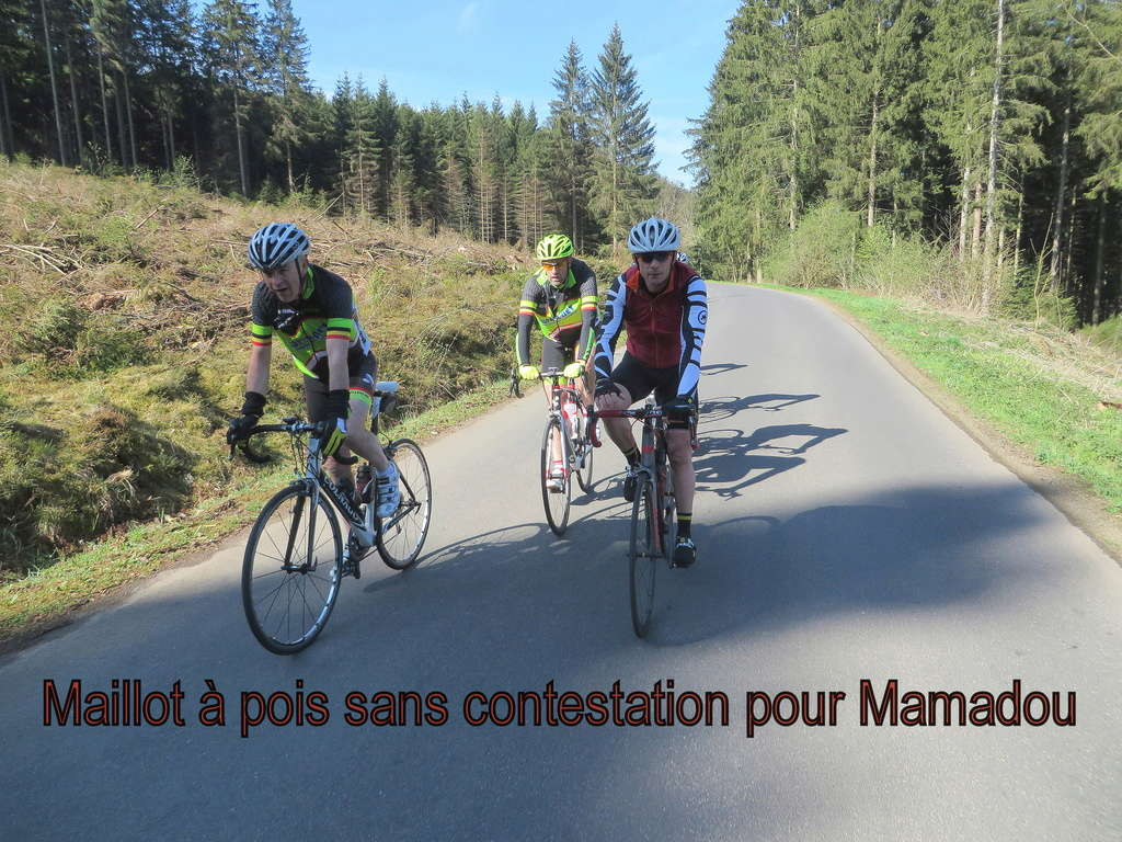 Séjour Malmedy 2017 : w.e du 5 au 7 mai --- 305 km - Page 5 Img_8411