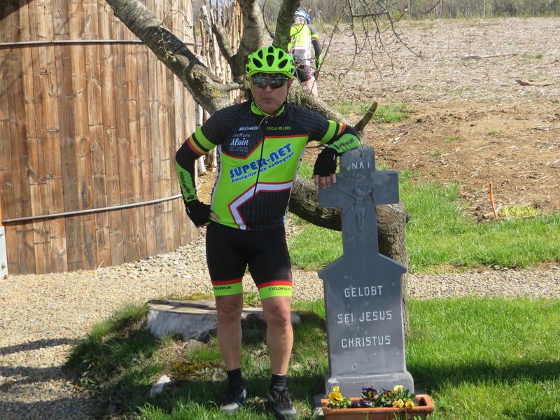 Séjour Malmedy 2017 : w.e du 5 au 7 mai --- 305 km - Page 5 Img_8511