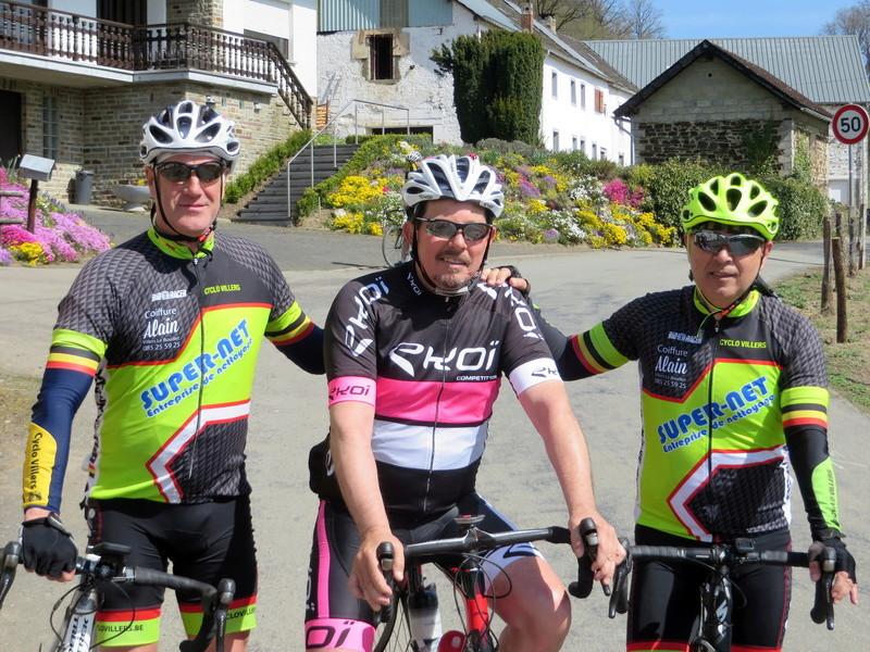 Séjour Malmedy 2017 : w.e du 5 au 7 mai --- 305 km - Page 6 Img_8515