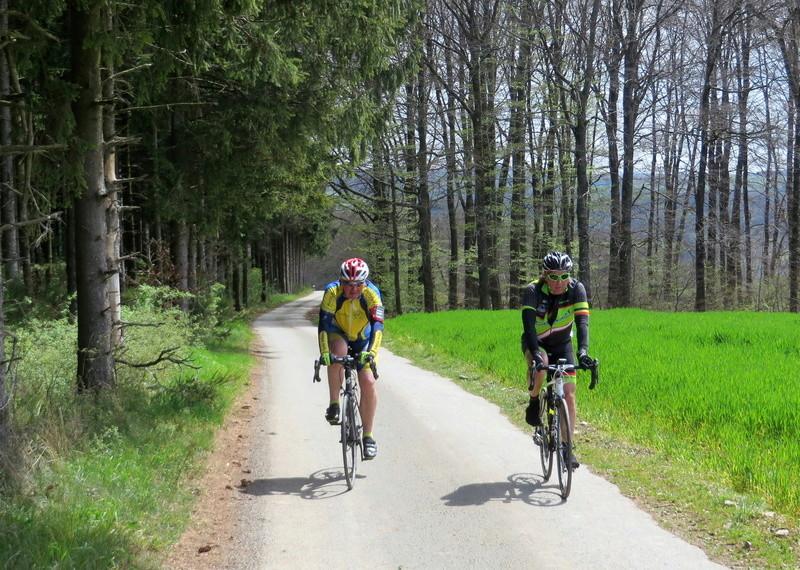 Séjour Malmedy 2017 : w.e du 5 au 7 mai --- 305 km - Page 6 Img_8517