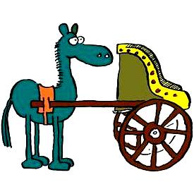 vectoriser une image manuellement Horse10