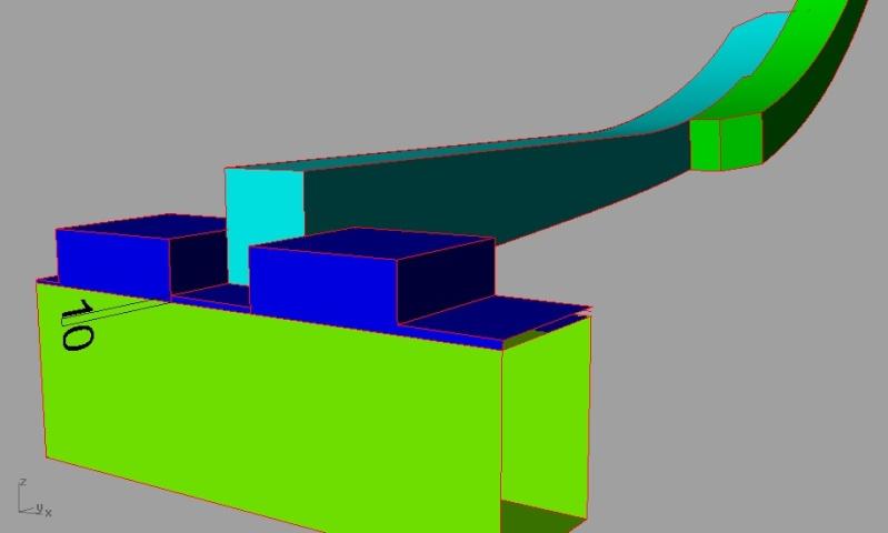profondeur dans un ecart a croc reliant un madier et une allonge Sans_t13