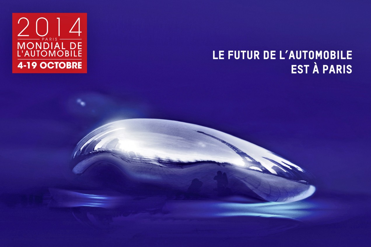 2014 - [France] Mondial de l'Automobile de Paris 12728412