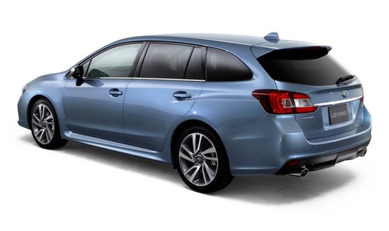 2013 - [Subaru] Levorg 2014_s11