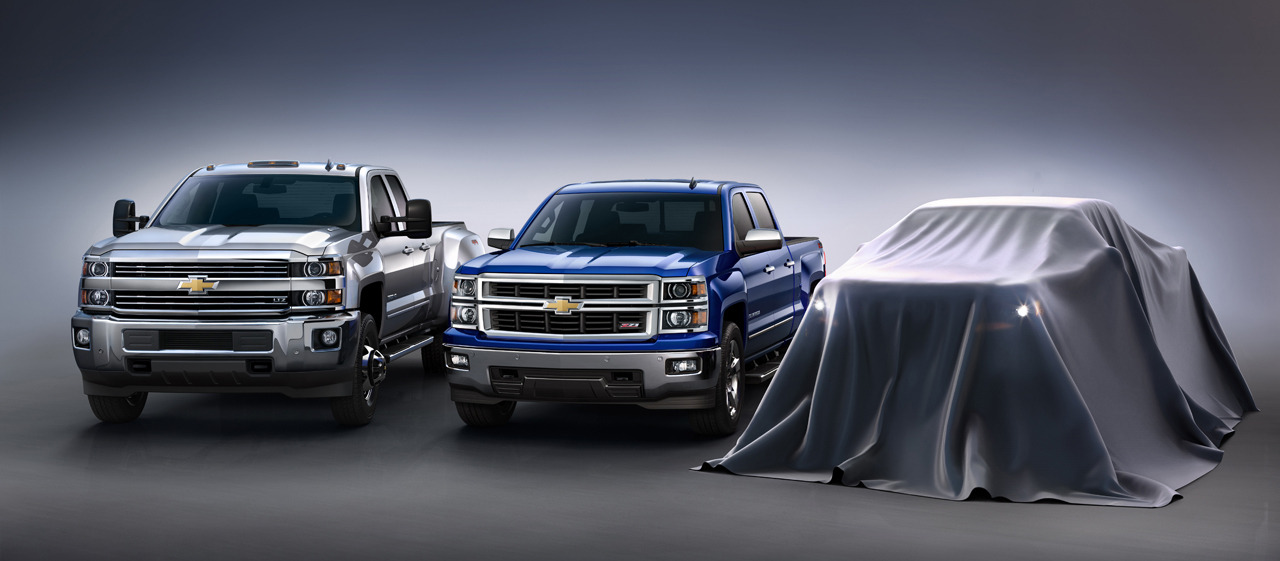 2014 - [Chevrolet / GMC] Colorado / Canyon 2015-c11