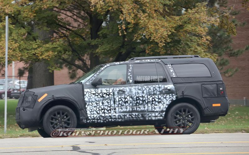 2014 - [Ford] Expedition 2015-f12
