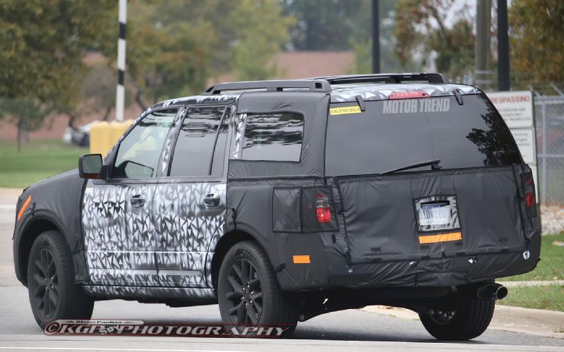2014 - [Ford] Expedition 2015-f14