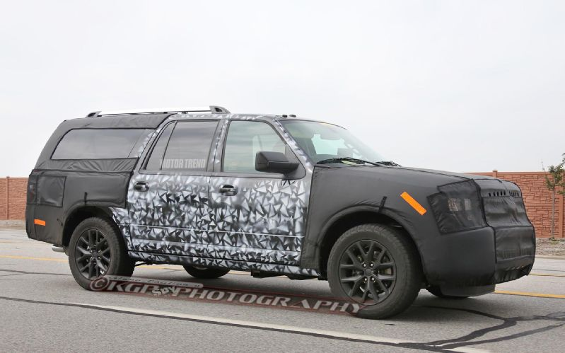 2014 - [Ford] Expedition 2015-f15