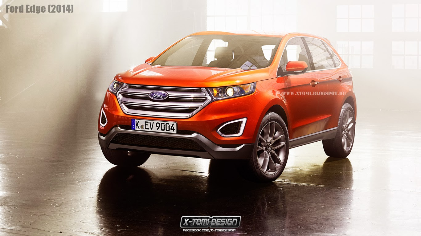 2015 - [Ford] Edge II 2015-f22