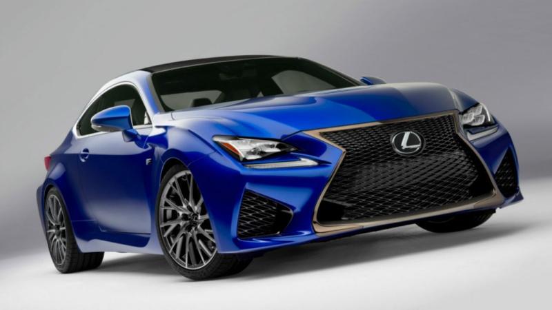 2014 - [Lexus] RC Coupé / RC-F - Page 4 2015-l10