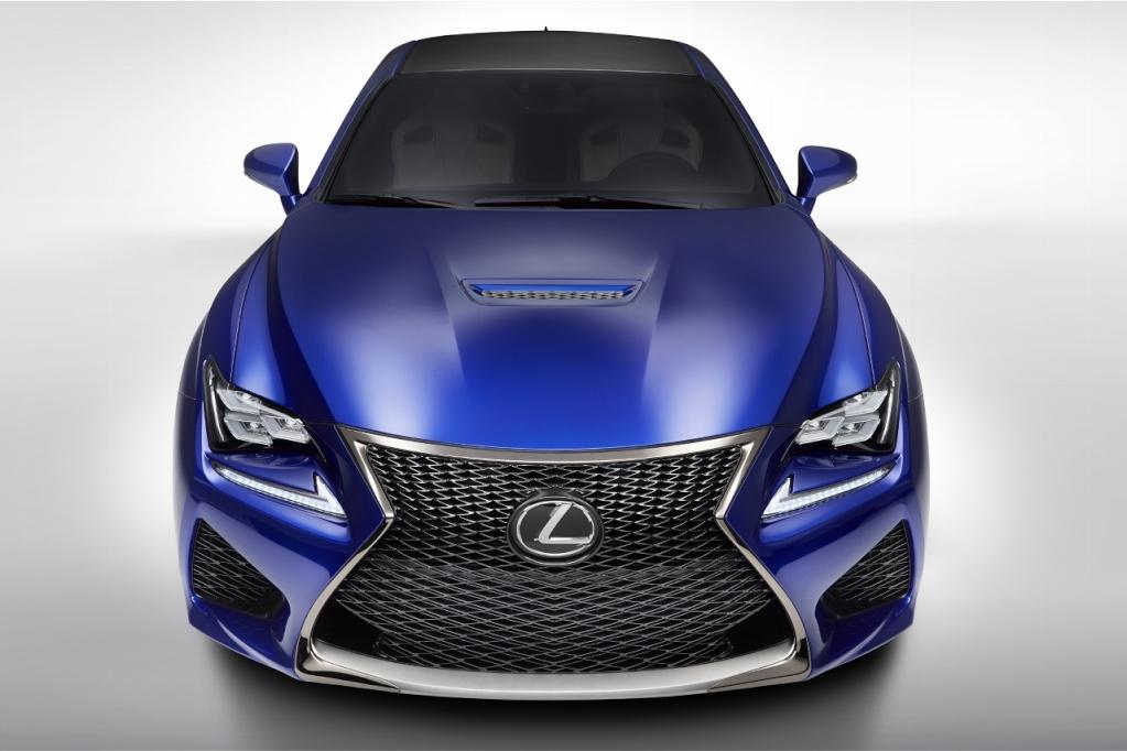 2014 - [Lexus] RC Coupé / RC-F - Page 4 2015-l15