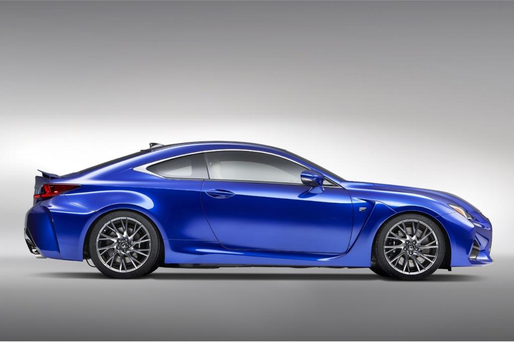 2014 - [Lexus] RC Coupé / RC-F - Page 4 2015-l16