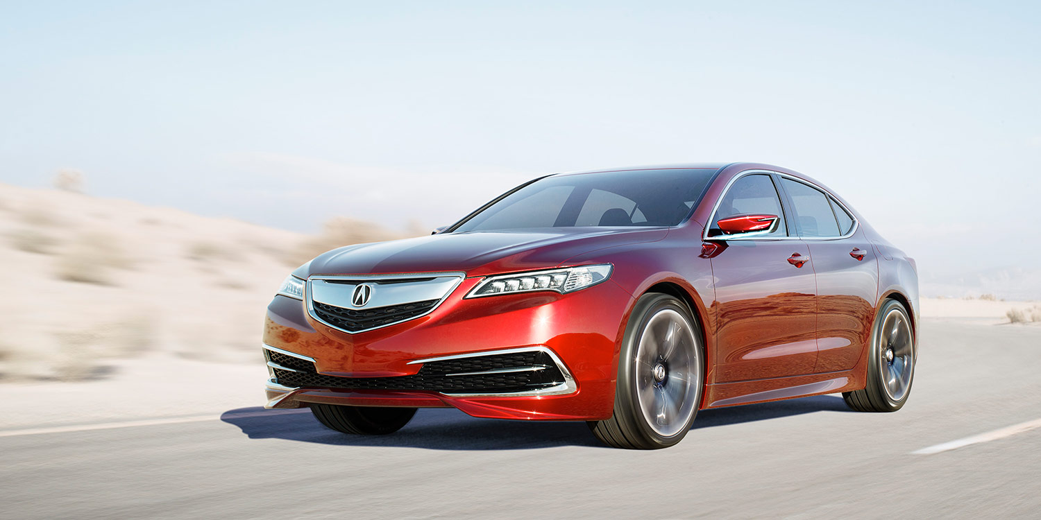 2014 - [Acura] TLX 2015-t11