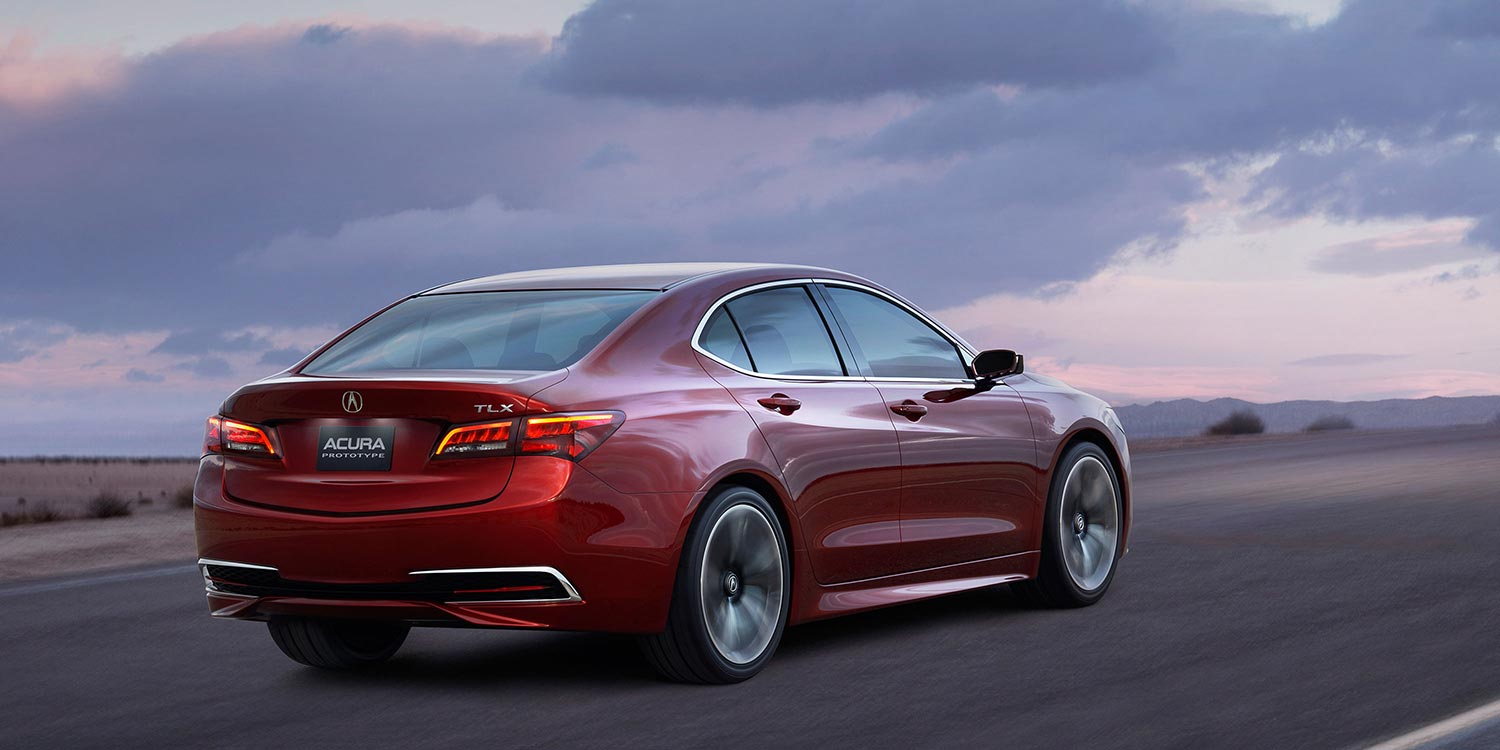 2014 - [Acura] TLX 2015-t13